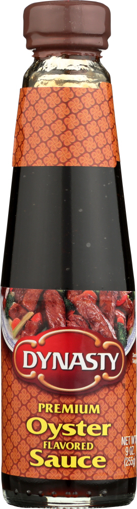 DYNASTY: Oyster Flavored Sauce, 9 oz