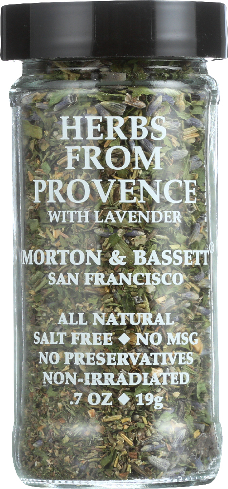MORTON & BASSETT: Herbs from Provence with Lavender, 0.7 oz