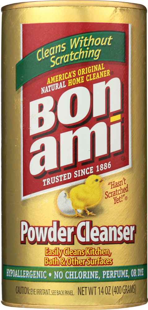 BON AMI: Polish and Cleanser, 14 oz