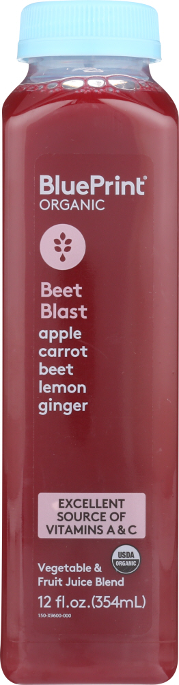 BLUEPRINT: Juice Beet Blast, 12 oz