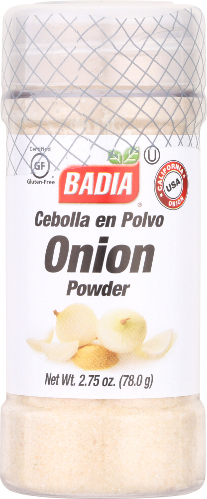 BADIA: Onion Powder, 2.75 Oz
