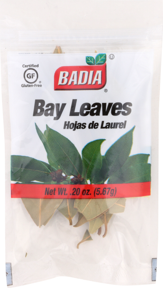 BADIA: Bay Leaves, 0.2 oz