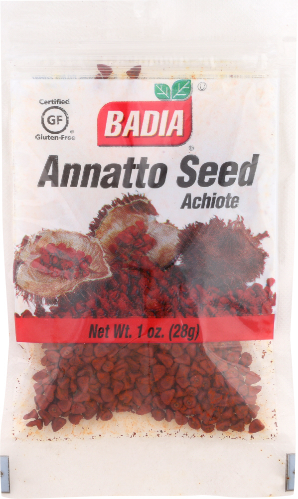 BADIA: Annatto Seed Cello, 1 oz