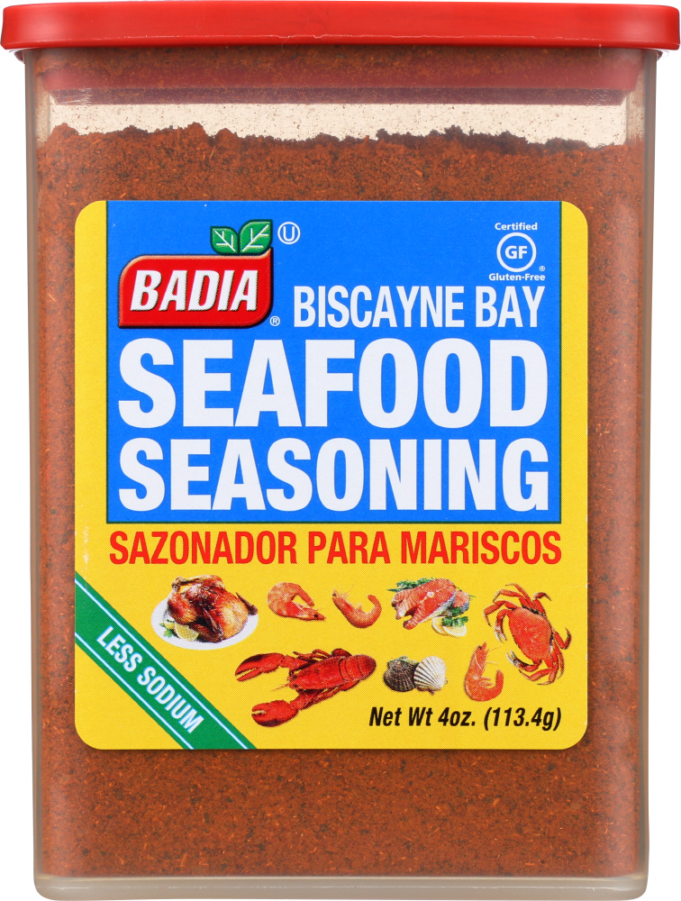 BADIA: Biscayne Bay Seafood Seasoning, 4 oz