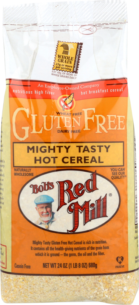 BOB'S RED MILL: Gluten Free Mighty Tasty Hot Cereal, 24 oz