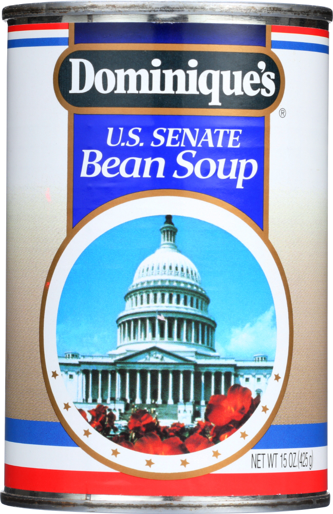 DOMINIQUES: US Senate Bean Soup, 15 oz