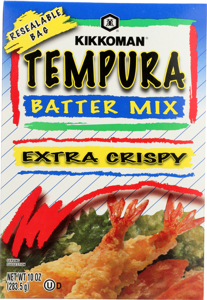 KIKKOMAN: Tempura Batter Mix, 10 oz