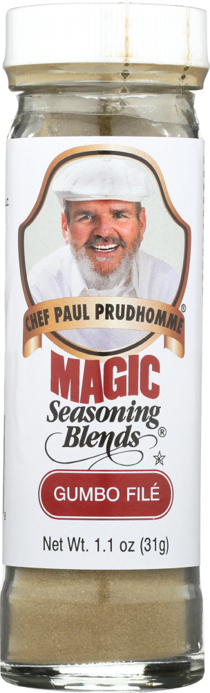 MAGIC SEASONING BLENDS: Gumbo File, 1.1 oz