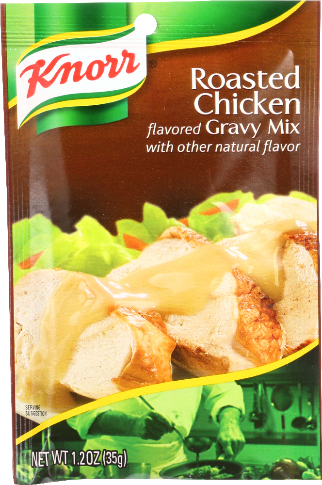 KNORR: Mix Gravy Roasted Chicken, 1.2 oz