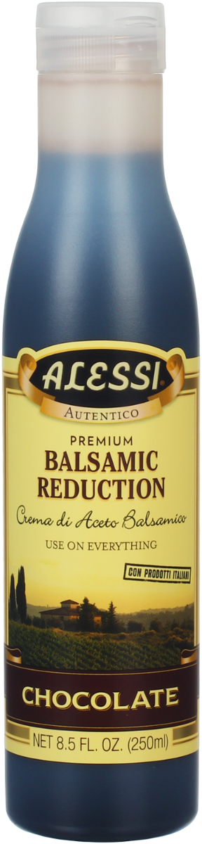 ALESSI: Chocolate Balsamic Reduction Vinegar, 8.5 oz