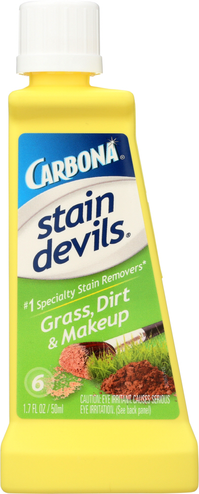 CARBONA: Stain Devils #6 Grass Dirt and Makeup, 1.7 oz