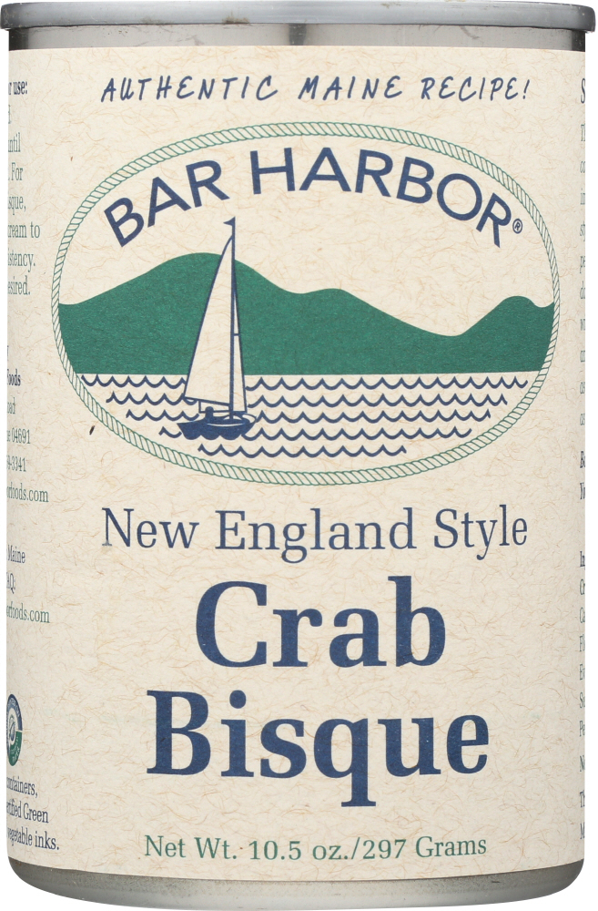 BAR HARBOR: Soup Bisque Carb, 10.5 oz