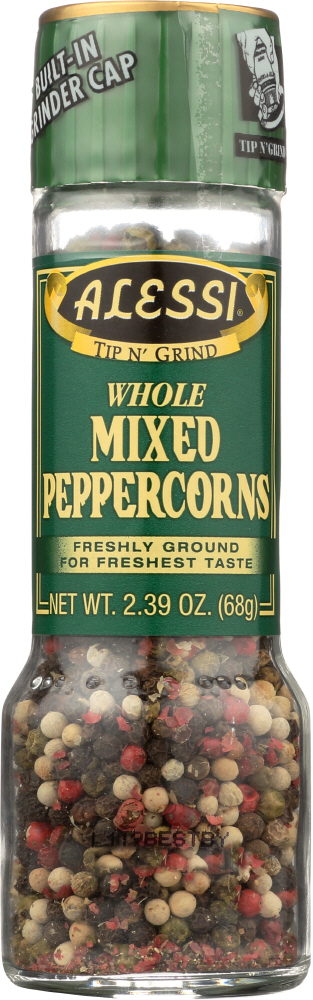 ALESSI: Mixed Peppercorn Grinder, 2.39 oz