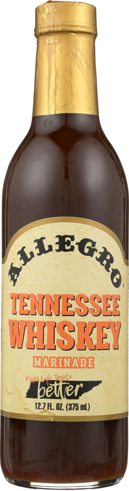 ALLEGRO: Tennessee Whiskey Marinade, 12.7 oz