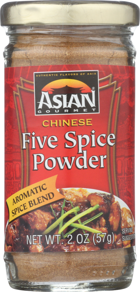 ASIAN GOURMET: Seasoning Chinese 5 Spice, 2 oz