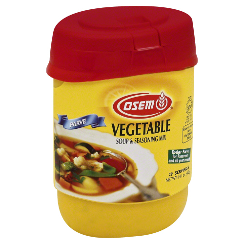 OSEM: Mix Vegetable Soup & Seasoning, 14.1 oz