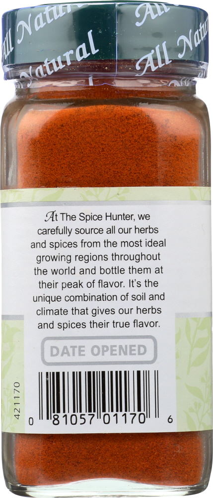 THE SPICE HUNTER: Ground Cayenne Red Pepper, 1.8 oz
