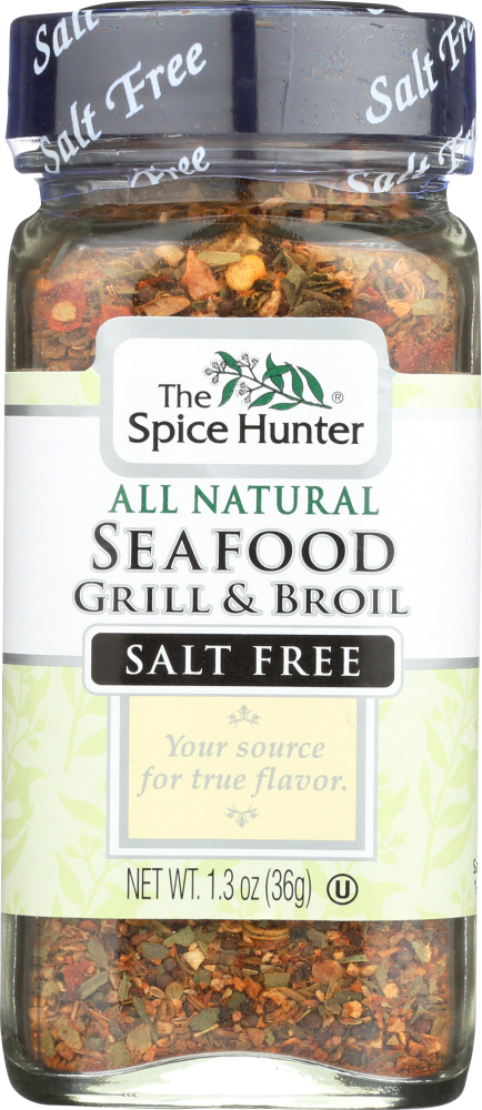 SPICE HUNTER: Grill & Broil Seafood, 1.3 oz
