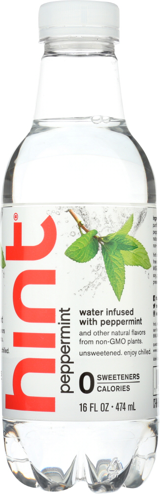 HINT: Water Essence Peppermint, 16 fo