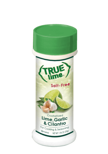 TRUE CITRUS: Shaker Seasoning Lime Garlic Cilantro, 1.94 oz