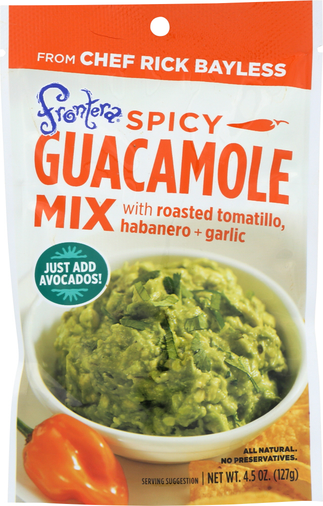 FRONTERA: Spicy Guacamole Mix 4.5 Oz