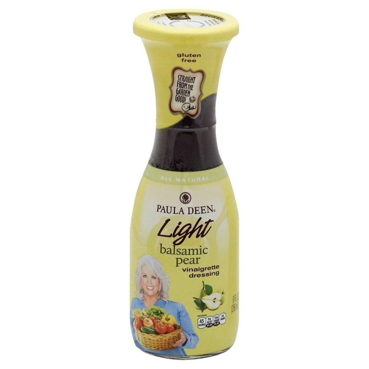 PAULA DEEN: Lite Balsamic Pear Dressing, 9 oz