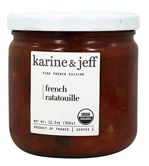 KARINE & JEFF: Ratatouille French, 12.3 oz