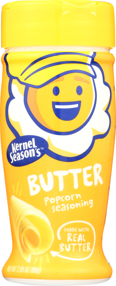 KERNEL SEASONS: Seasoning Butter, 2.85 oz
