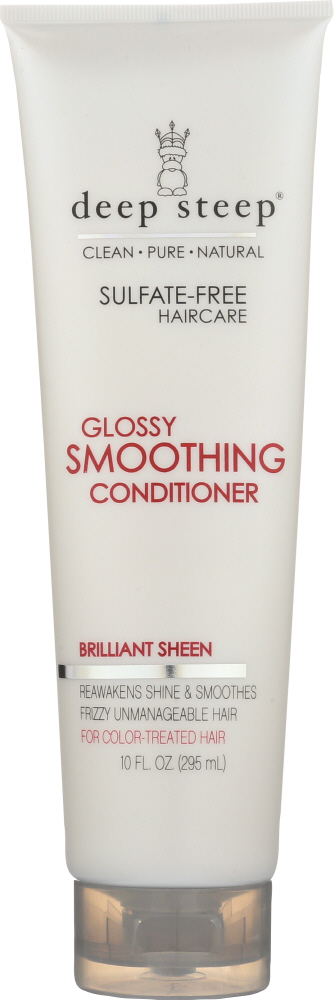 DEEP STEEP: Glossy Smoothing Conditioner, 10 oz