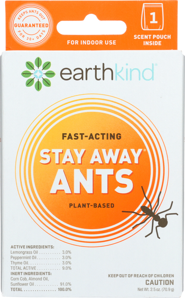 STAY AWAY: Ant Repellent, 2.5 oz