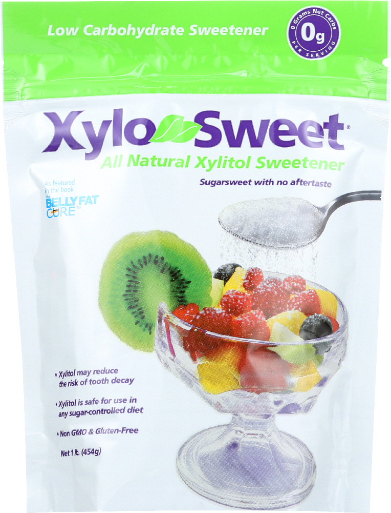 XYLOSWEET: All Natural Xylitol Sweetener, 1 lb