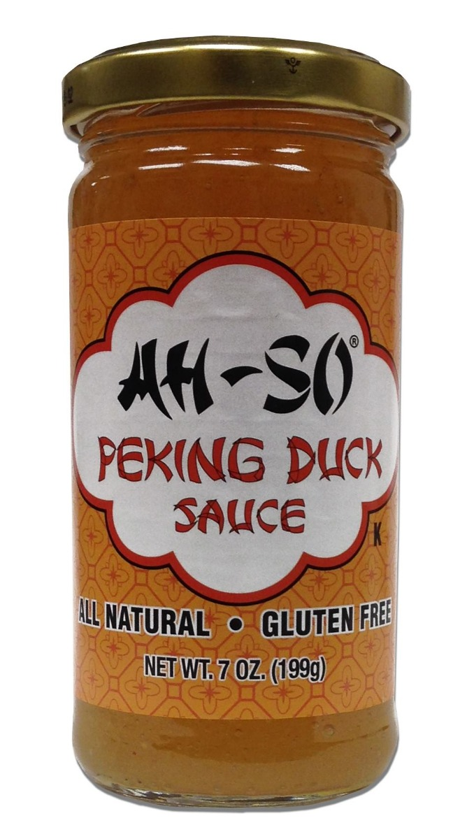 AH SO: Peking Duck Sauce Natural Gluten Free, 7 oz