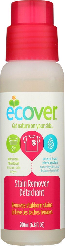 ECOVER: Stain Remover, 6.8 oz
