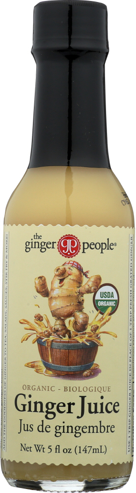 GINGER PEOPLE: Ginger Juice, 5 oz