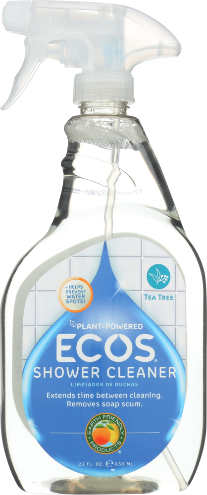 EARTH FRIENDLY: Shower Cleaner, 22 oz