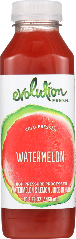 EVOLUTION FRESH: Cold-Pressed Watermelon, 15 oz