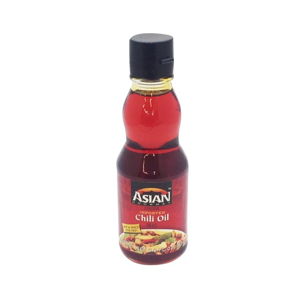 ASIAN GOURMET: Chili Oil, 6.2 fo