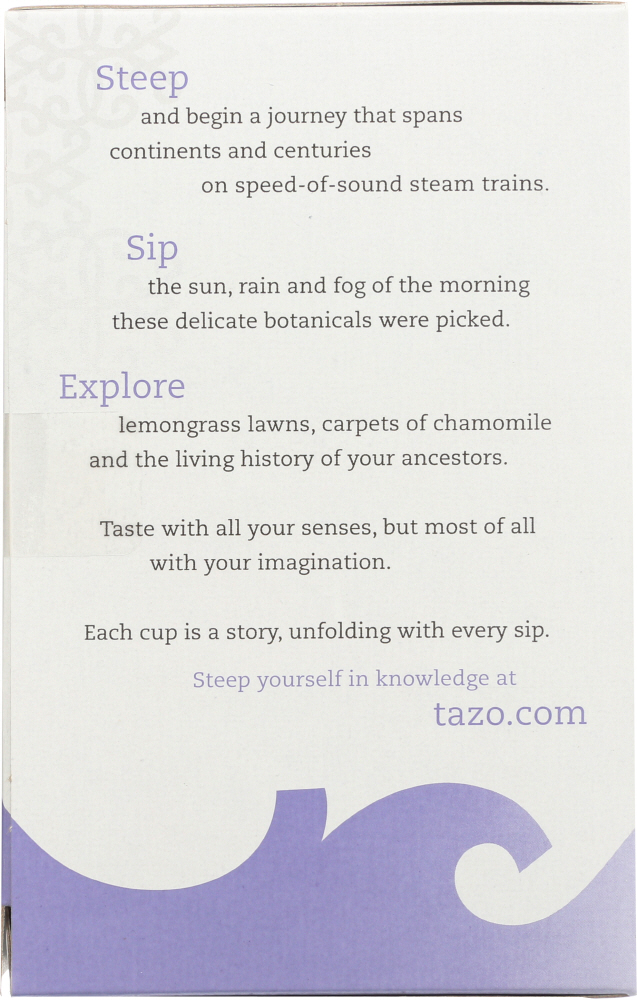 TAZO: Tea Earl Grey, 1.7 oz