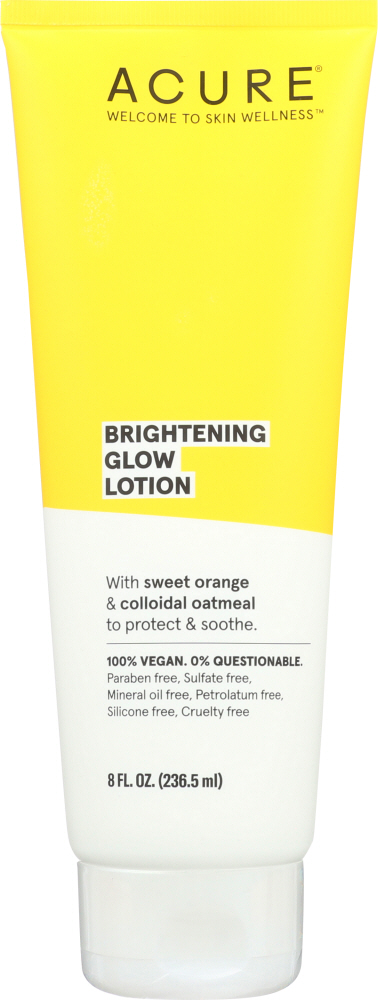 ACURE: Brightening Glow Lotion, 8 fl oz
