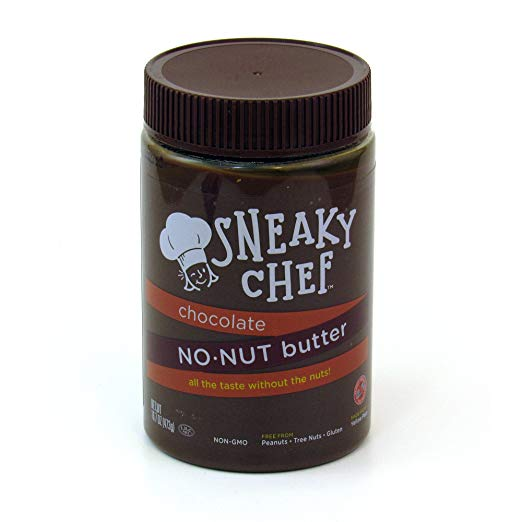 THE SNEAKY CHEF: No Nut Butter Chocolate, 16.7 oz