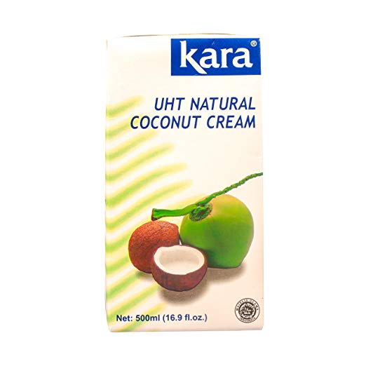 KARA: Cream Coconut, 16.9 oz
