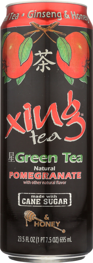 XING TEA: TEA GRN W POMEGRANATE (23.500 FO)