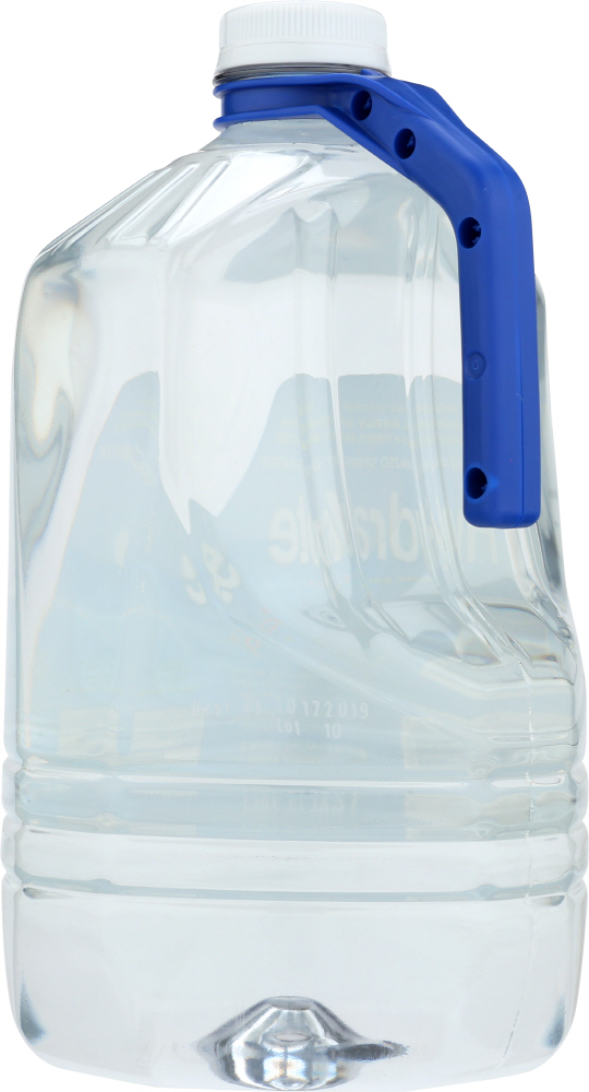 HYDRATE: High pH 9+ Alkaline Ionized Water, 1 gal