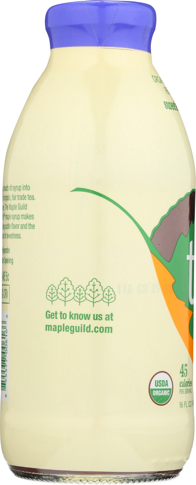 THE MAPLE GUILD: Black Iced Tea Mixed Berry, 16 fo