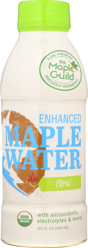 THE MAPLE GUILD: WATER MPL ENHNCD CITRUS (16.900 FO)