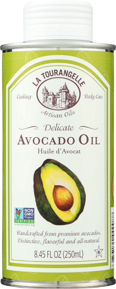 LA TOURANGELLE: Oil Delicate Avocado, 8.45 oz