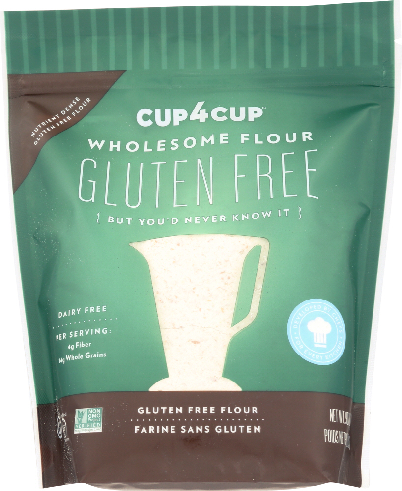 CUP 4 CUP: Wholesome Flour Gluten Free, 2 lb