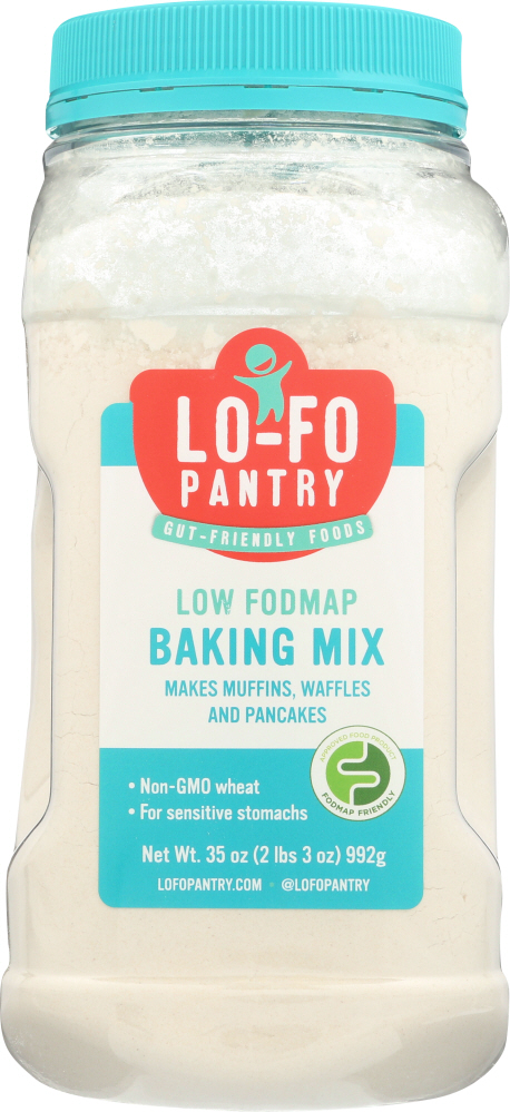 LO-FO PANTRY: Low Fodmap Baking Mix, 35 oz