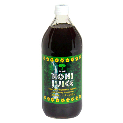 TREE OF LIFE: Noni Juice Liquid Dietary Supplement, 32 oz