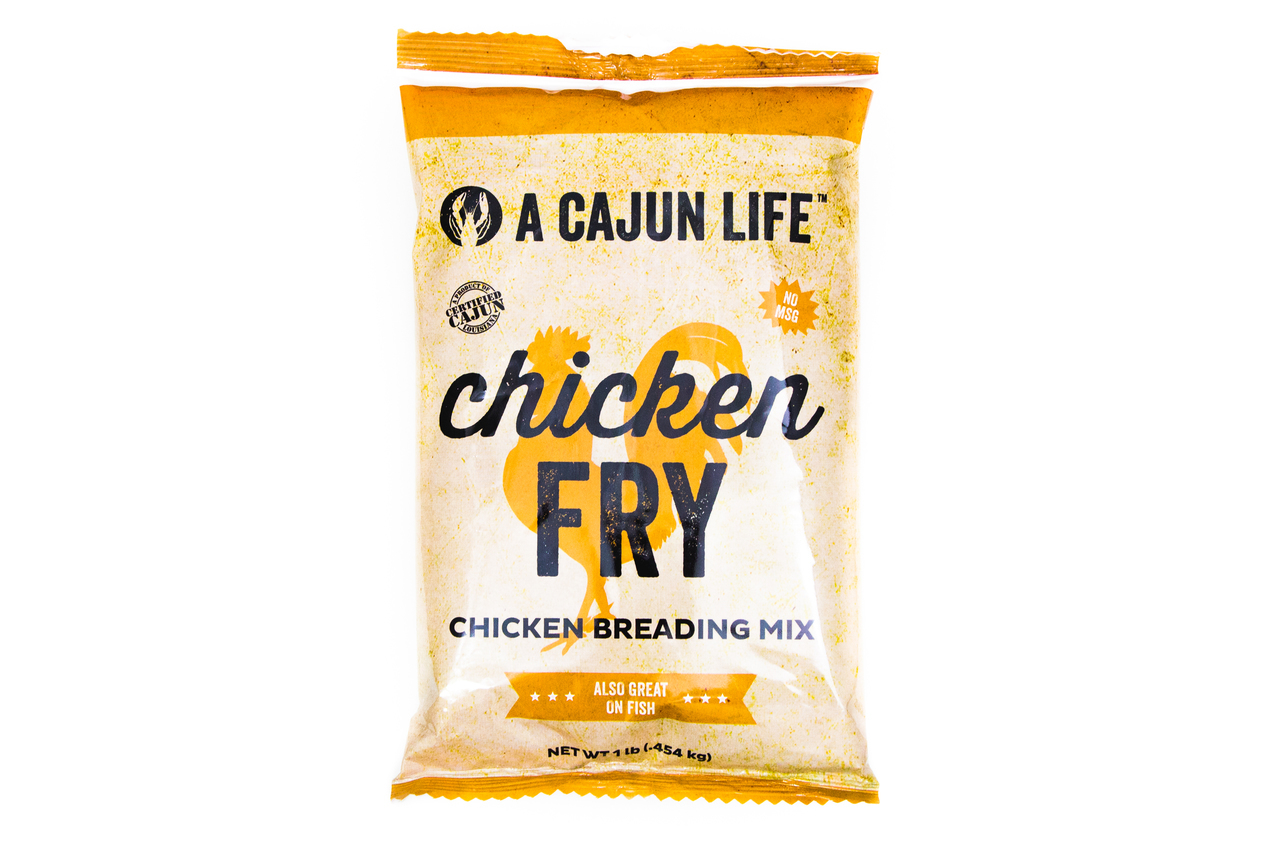 A CAJUN LIFE: Chicken Breading, 1 lb
